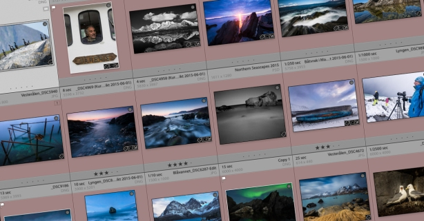 Kurs i Lightroom for fotografer.