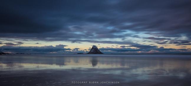 Vinterland Vesterålen –fotokurs på Andøya. ©Bjørn Joachimsen