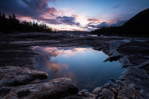 Fotokurs ved Saltstraumen. ©Bjørn Joachimsen