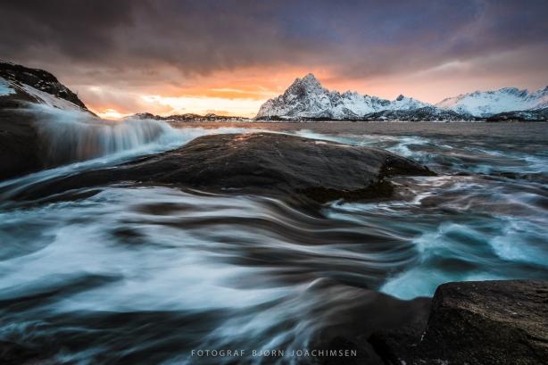 Kurs i naturfotografering i Lofoten. ©Bjørn Joachimsen.