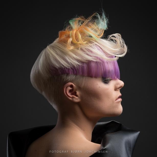 Kurs i portrettfotografering og lyssetting. ©Bjørn Joachimsen.