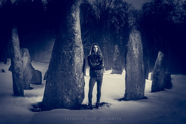 Location Vestfold. Fotoworkshop med modeller og lys. ©Bjørn Joachimsen.