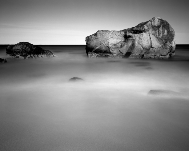 Fine Art Black & White Photography - Workshop, Sandøya 2017. ©Bjørn Joachimsen.
