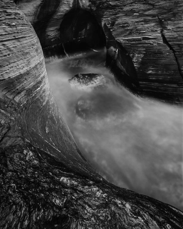 Fine Art Black & White Photography - Workshop, Sandøya 2017. ©Bjørn Joachimsen.