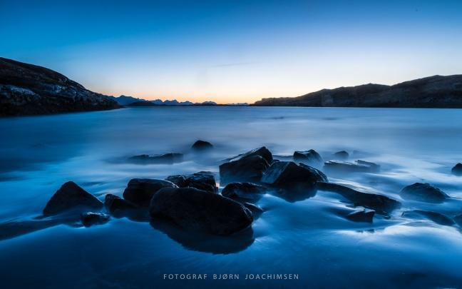 Fotoworkshop i arktisk lys [Sandøya] ©Bjørn Joachimsen.