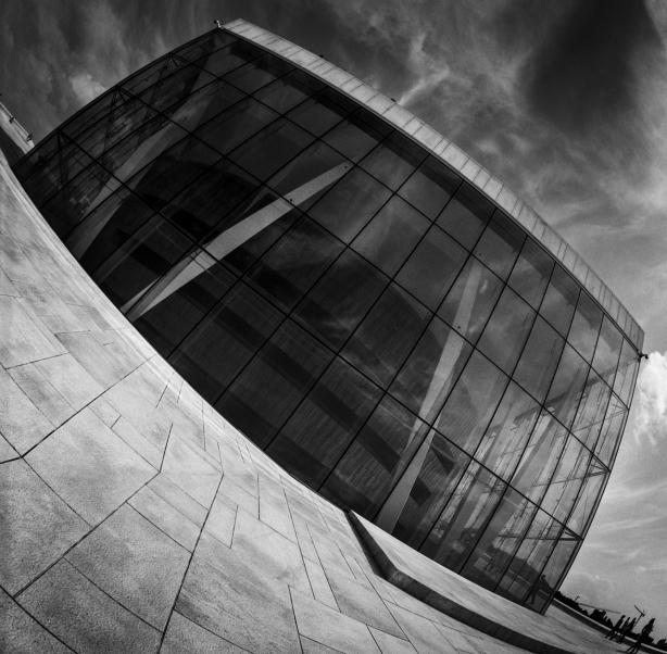 Lomo Analog fotoworkshop i Oslo. ©Julia M. Rønneberg